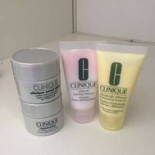 Clinique Skin Care Mini Set