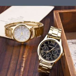Luxurious Golden Watch(shipping Only)
