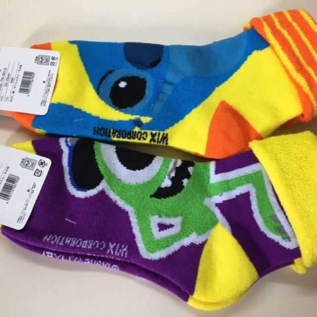 迪士尼厚襪子