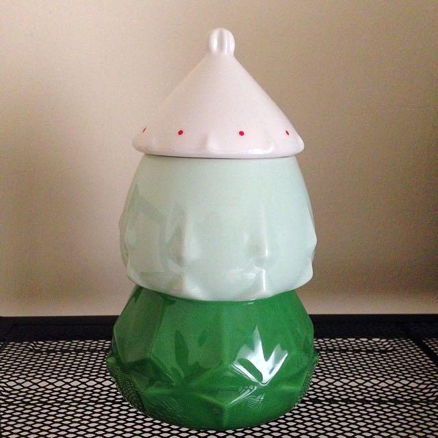 星巴克聖誕樹杯