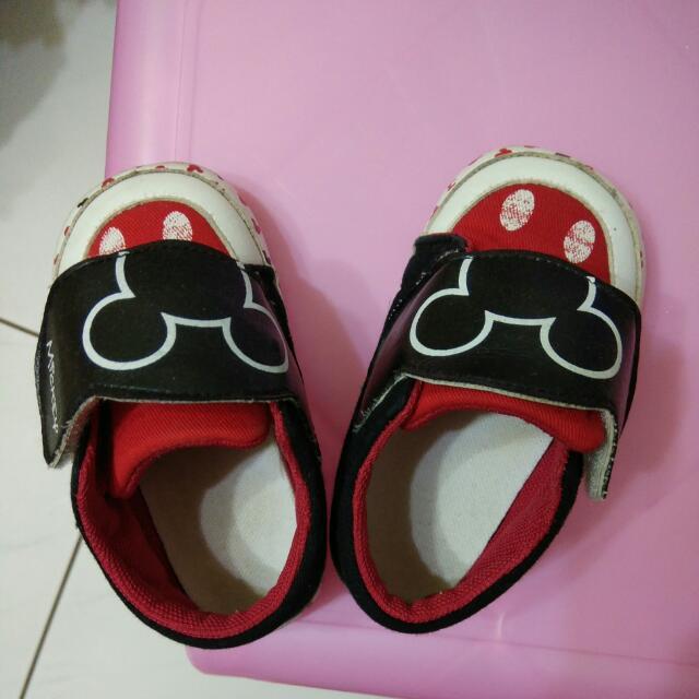 米奇幼兒鞋,二手