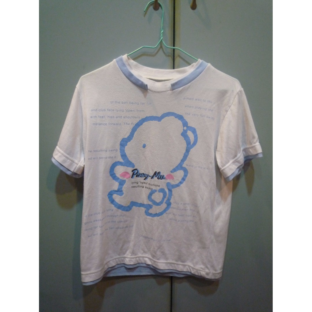 ★★贈品區★★可愛熊短袖上衣