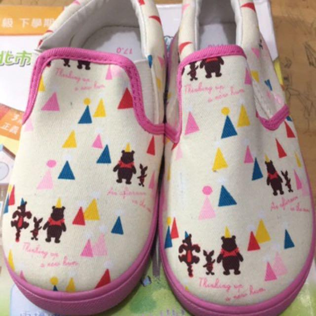 日本帶回童鞋 小熊維尼
