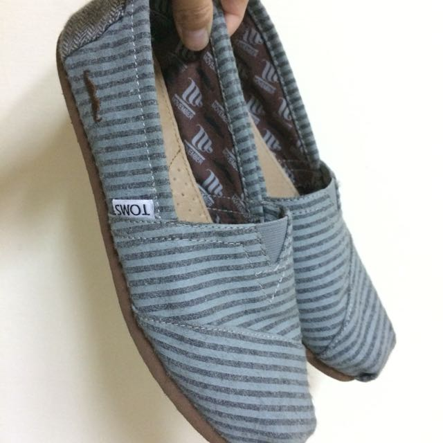 正版 Toms鞋