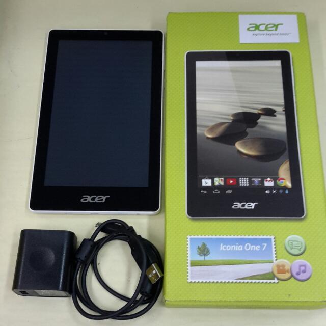 Acer Iconia One7 平板