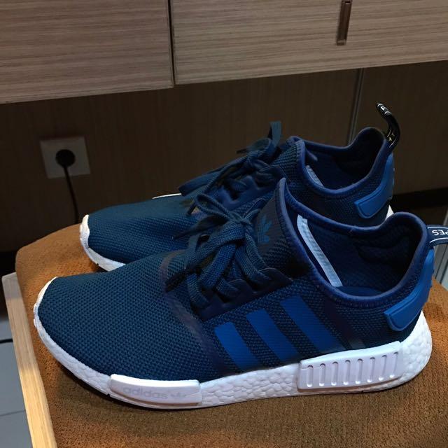 Adidas NMD R1 Unity Blue