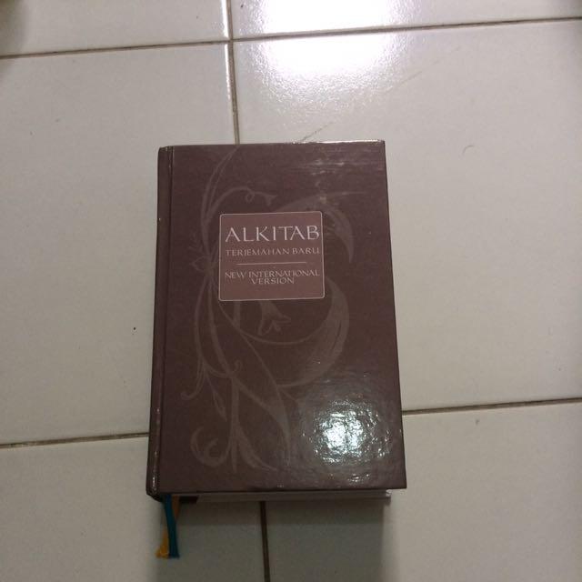 Al Kitab New International Version Dwingual (eng Ind)