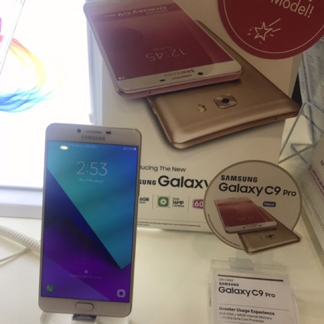Ansuran Bulanan Samsung C9 Pro Mobile Phones Tablets Android On Carousell