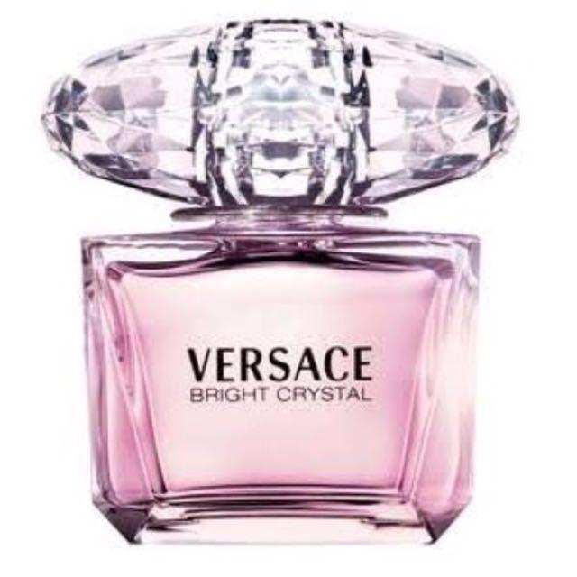 Authentic Versace Bright Crystal 90ml Eau De Toilette