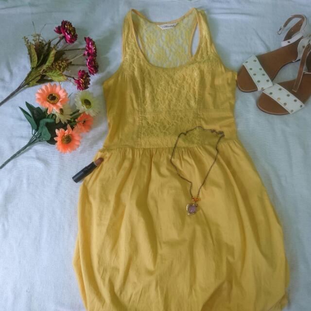 Baloon Dress