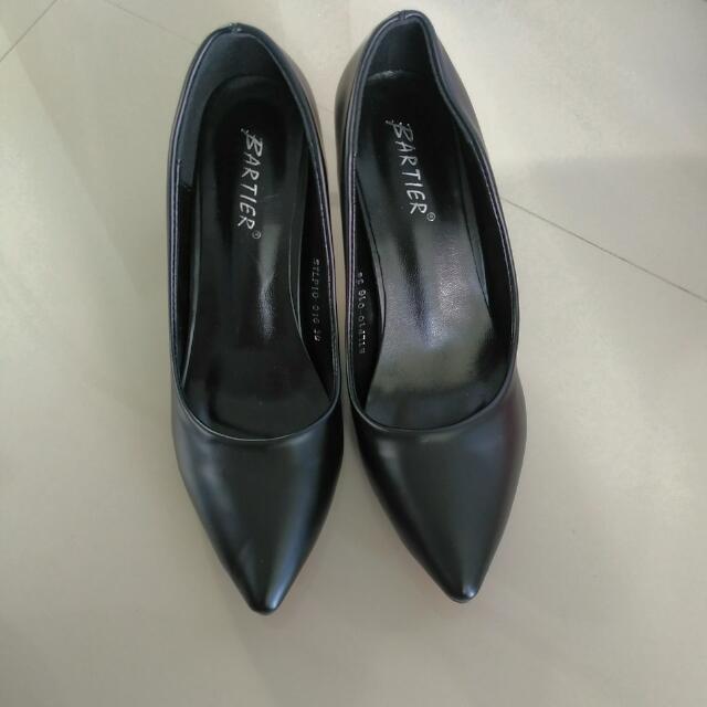 Bartier Heels Black