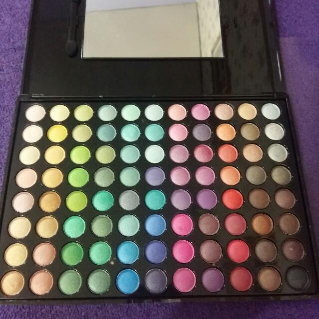 Bh Cosmetics 88 Color Palette