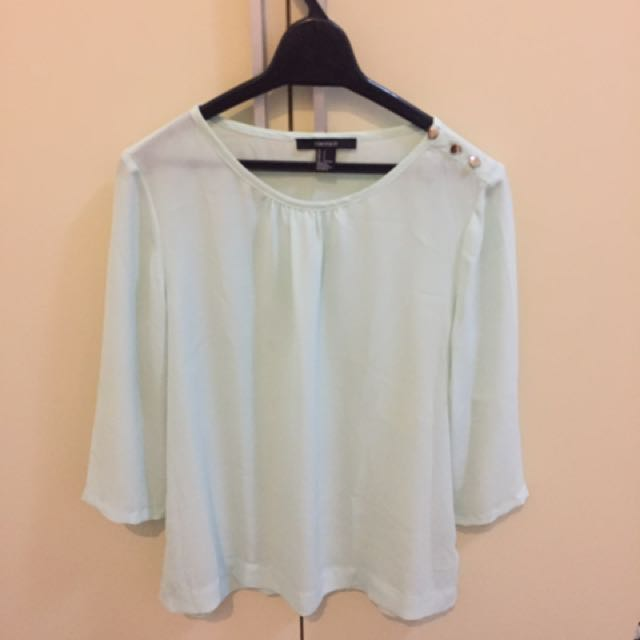 Blouse Forever21 (REPRICE)