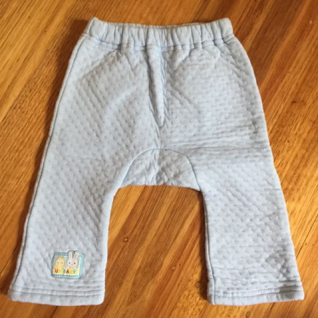 BRAND NEW Baby Bear Pants in light blue