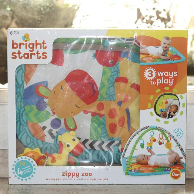 Bright Starts Zippy Zoo