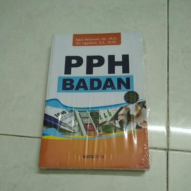 Buku Pph Badan