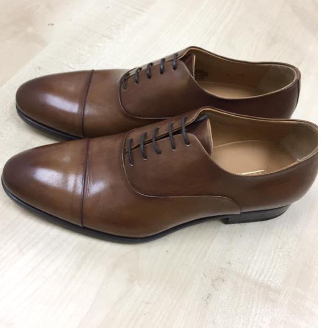 72998644e335d Cap Toe Siena Antique (Ace Marks Handcrafted In Italy )