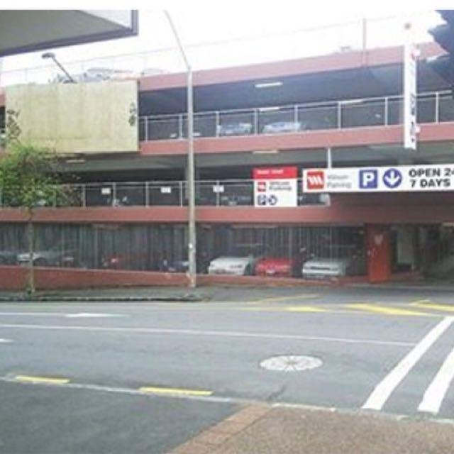 Car Park Renting