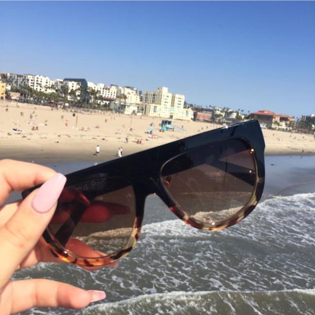 7cb10fc5d824a8 Celine Shadow Replica Sunglasses