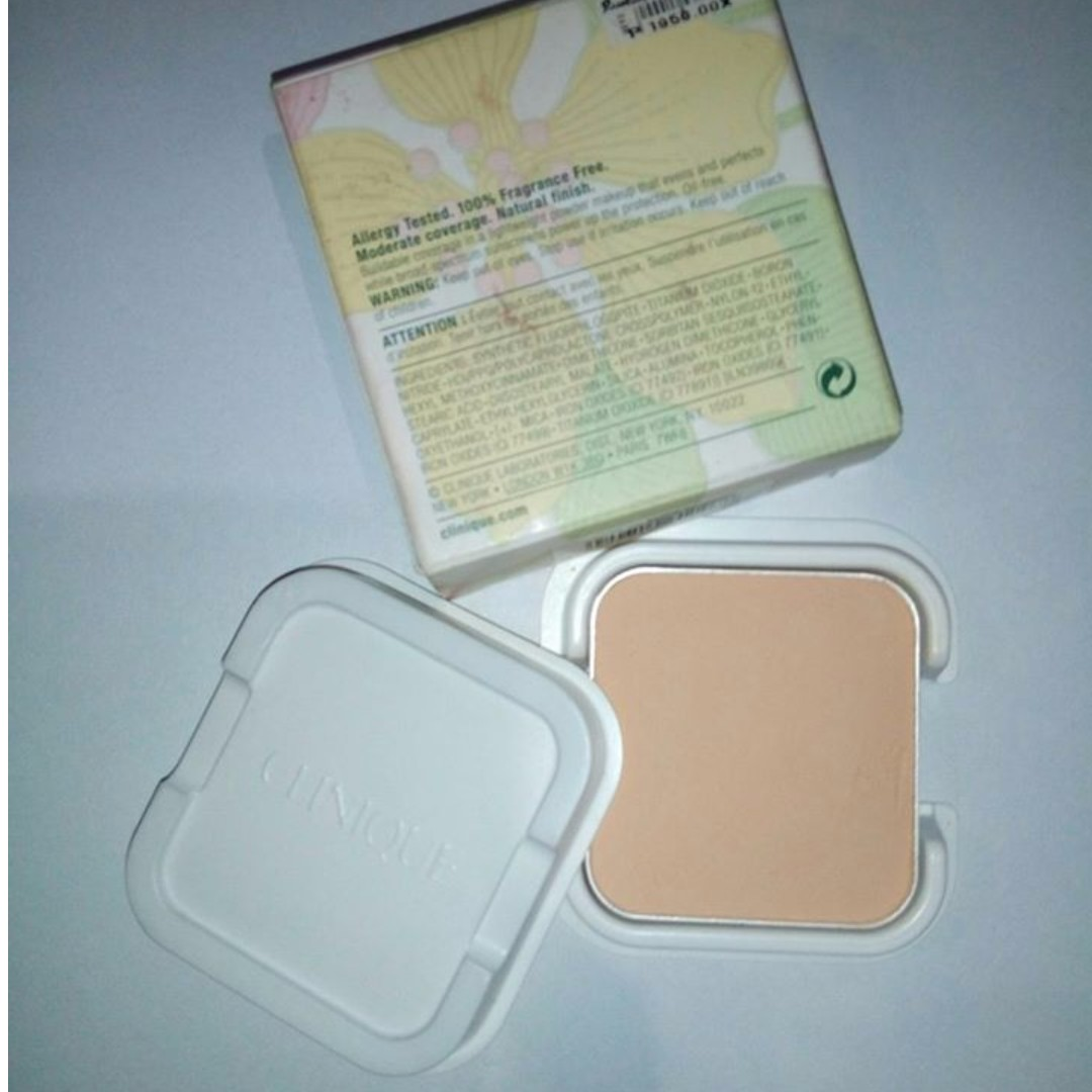 Clinique anti-blemish solutions powder make up REFILL