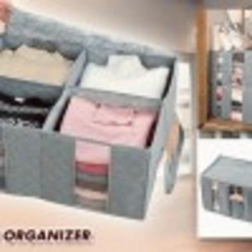 Cloth Organizer 4 sisi