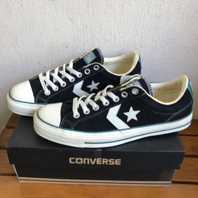 c7df619c15a CONVERSE STAR PLAYER EV OX LEATHER