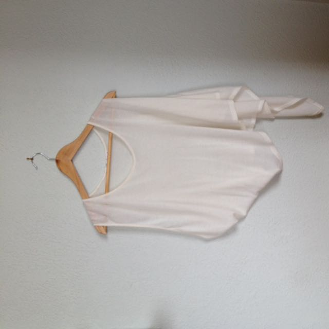 'Dazzling' Creme Knit - Size 8