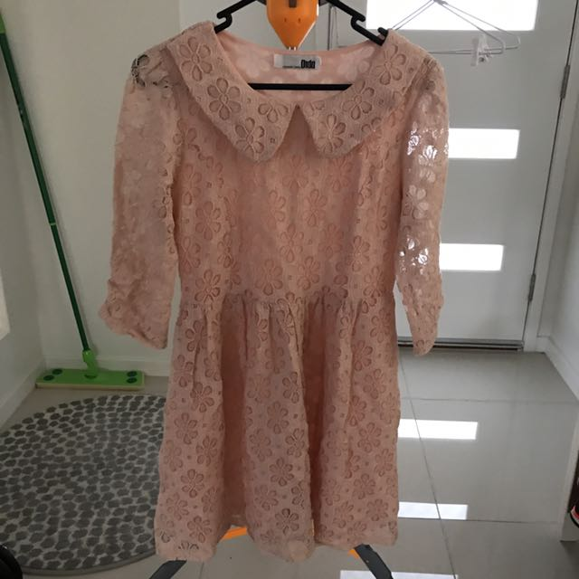 Dido Lace Dress