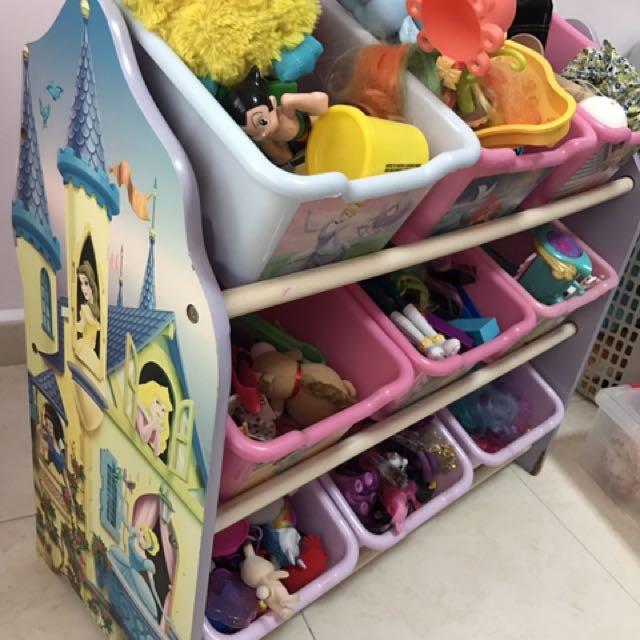 Disney Princess Toy Chest