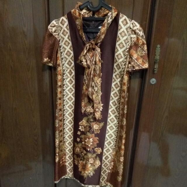 Dress Batik Lyne Halim