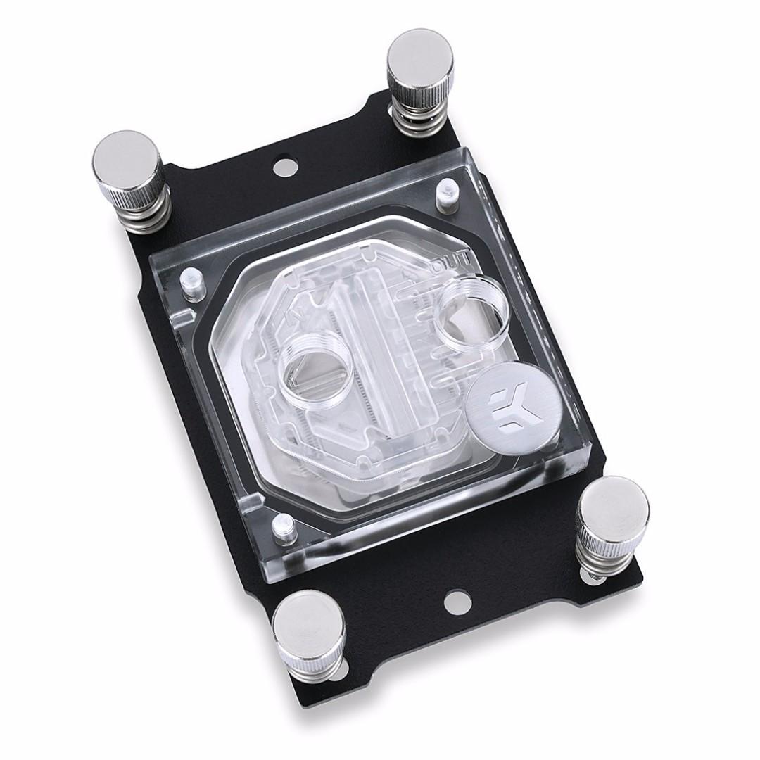 EK-Supremacy EVO AMD - Nickel Waterblock for PC Watercooling AMD Ryzen