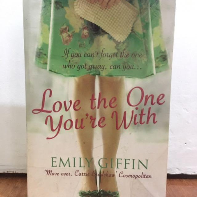 Emily Giffin 2 Books