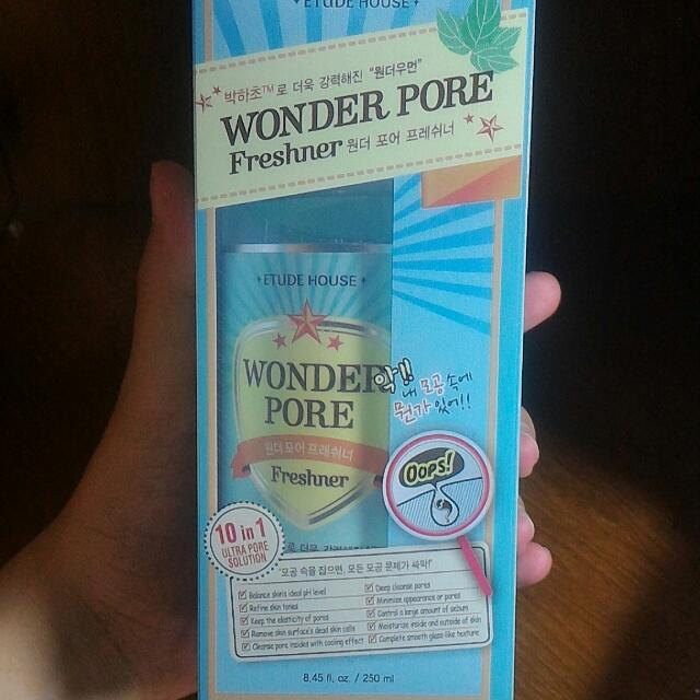 Etude Wonder Pore Freshner