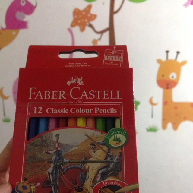 Faber Castel Classic Colour Pencils