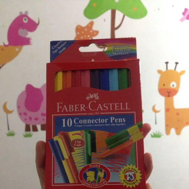 Faber Castel Connector Pens