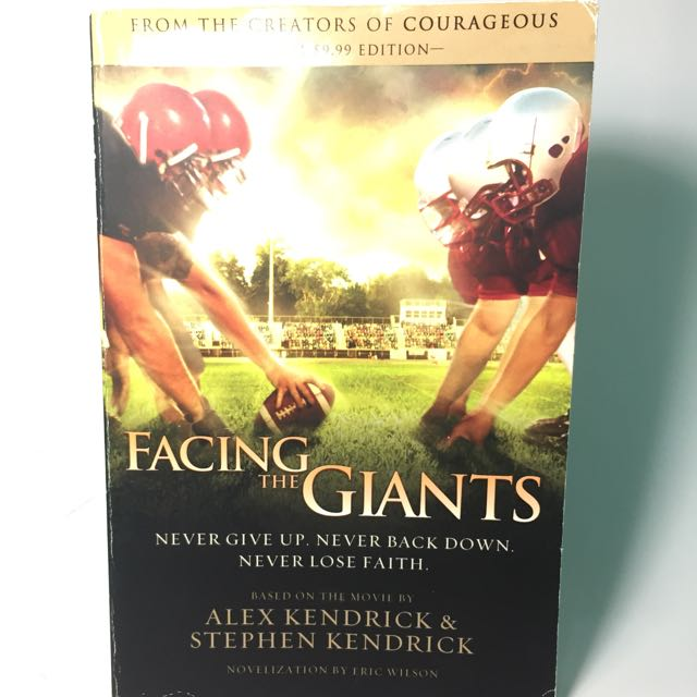 Facing the Giants by Eric Wilson