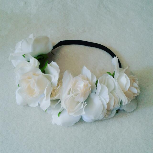 Floral Head Band