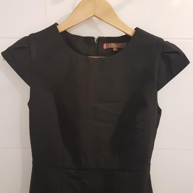 Folio Little Black Dress