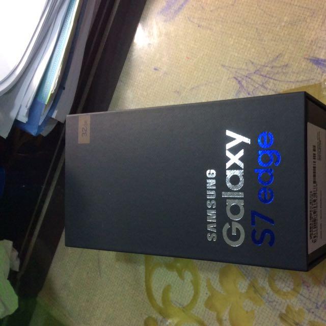 Galaxy S7 Edge 4G+ 32GB