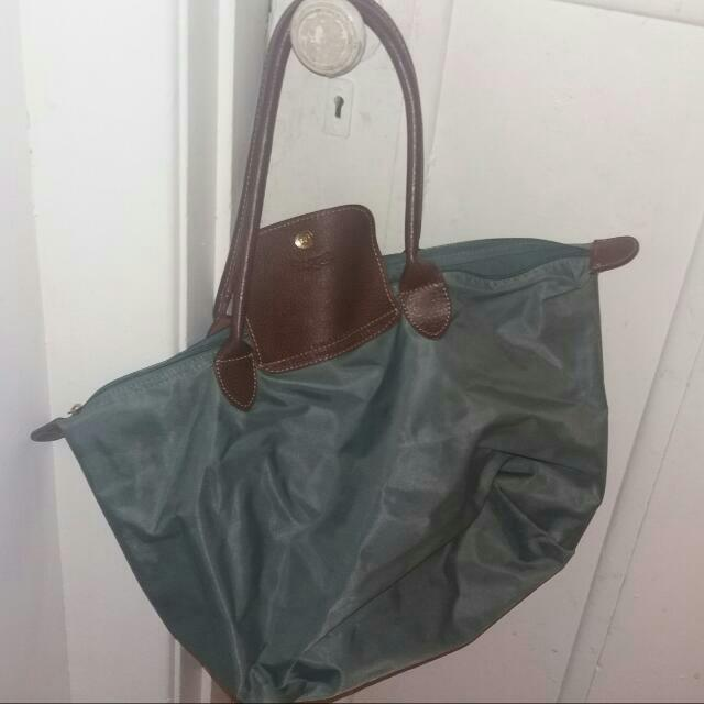 Genuine Original Longchamp Bag