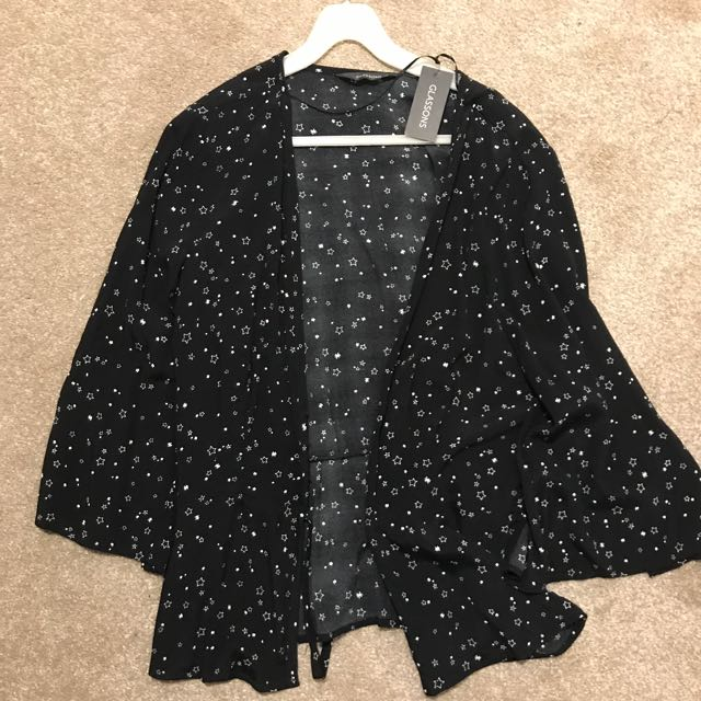 Glassons Star Pattern Blouse