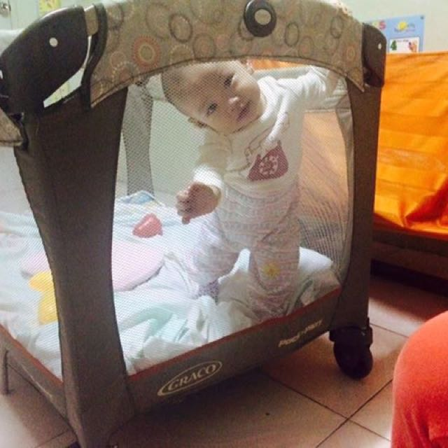 Graco Crib Pack N Play
