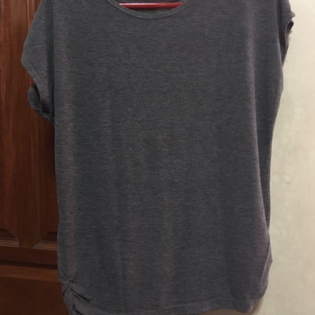 Gray Cool Shirt