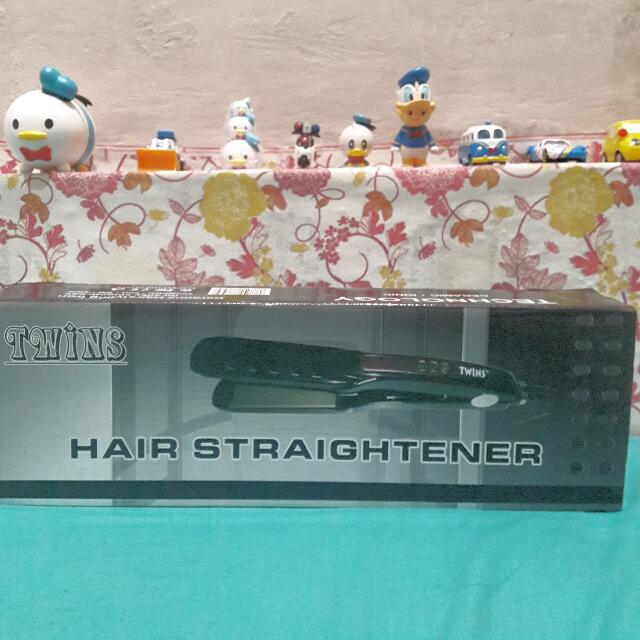 Hair Straightener (Catokan Rambut)