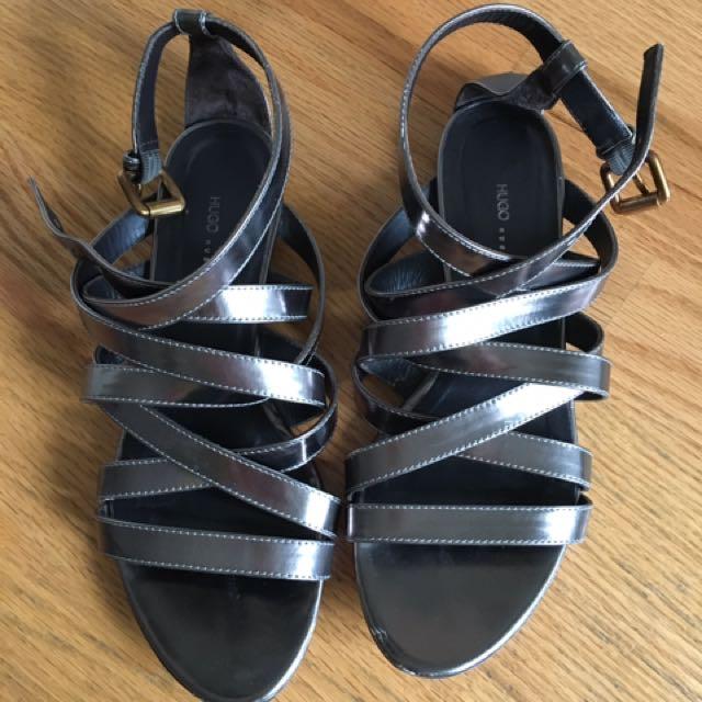 Hugo Boss Sandals Size 37.5
