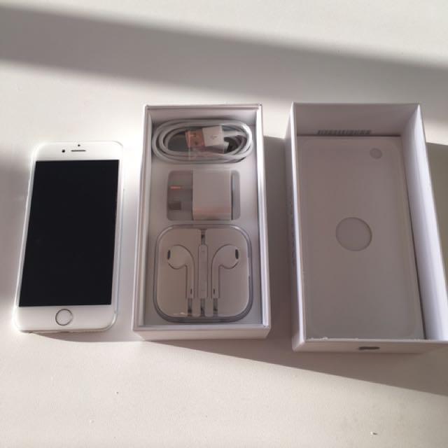 iPhone 6 16GB White