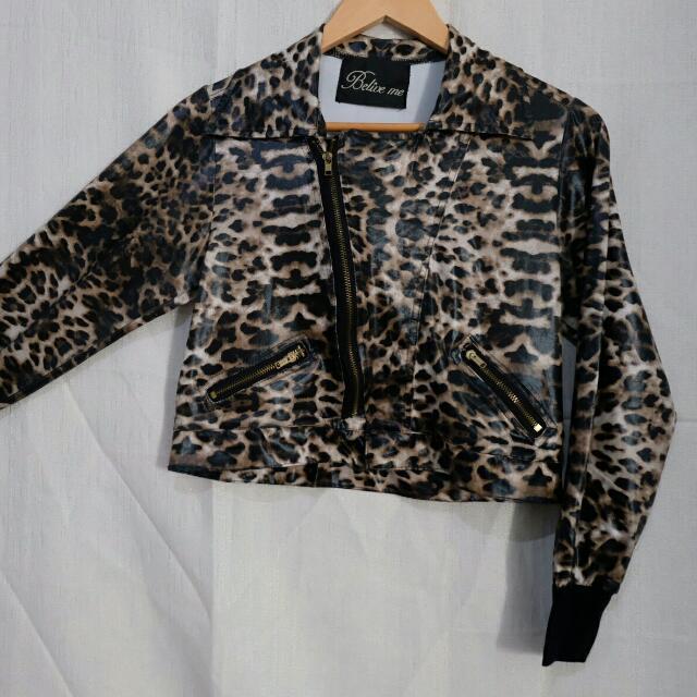 Jacket (Leatherette)