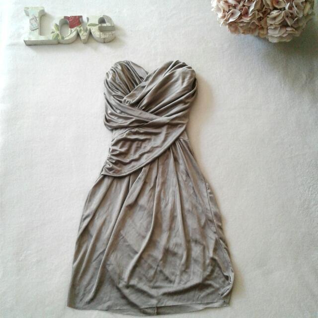 Jersey Silk Party Dress