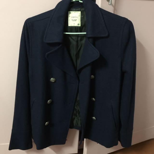 Jimys 英倫深藍外套