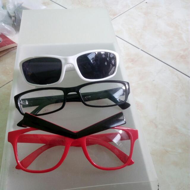 kacamata gaul no minus